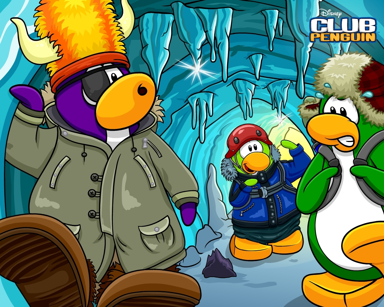New Wallpaper! « Club Penguin Cheats 2011 by Club Penguin Cooler